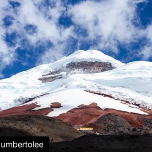 ★ Cotopaxi is an active stratovolcano in the Andes Mountains, and is the second highest summit in Ecuador. It is one of the world's highest volcanoes reaching a height of 19,347 ft. Thank you for sharing @umbertolee Photo: @scottupitocco  More amazing tips and inspiration: click the Link in the BIO or visit: www.visitecuadorandsouthamerica.com