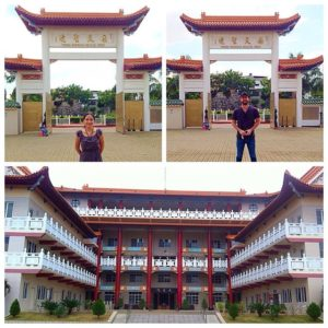 ★ Templo budista!!! #guayaquil #ecuador #templobudista #buda @pacocaamano #myview #allyouneedisecuador #temple #budist #bucketlistec #ecuadoramalavida #traveler #turista #discoverecuador #descubreecuador
