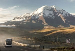★ Espectacular Foto del Chimborazo