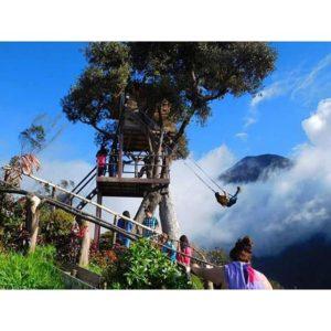 ★ TUNGURAHUA – ECUADORBAÑOS DE AGUA SANTA Esta foto nos comparten desde facebook 📷: Delia Lopez#ecuadorysuspaisajes #provinciadetungurahua  #bañosdesguasanta #ambato #columpiodelfindelmundo #ecuadoramalavida #ecuadorpotenciaturistica #ecuador #discoverecuador #allioneplace #nature_wizars #wow_america #wordlcapruras #soclose #likenowhereelse #amazonia #ecuadorprimero #travel #travelphotography #travelecuador #allyouneedisecuador #allecuadorneedsisyou #viajaprimeroecuador