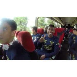 ¿A quienes reconocen de la Tri? 📽Video del Profe Figueroa #Ecuador #CopaAméricaCentenario