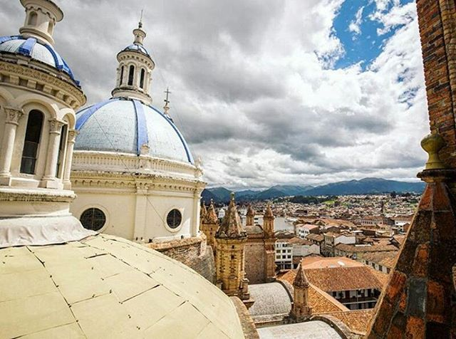 ★ CUENCA - AZUAY  By : @thebroabroad  #Cuenca #ProvinciaDeAzuay #DiscoverEcuador #EcuadorPotenciaTuristica #EcuadorIsAllyouNeed #EcuadorTuristico #EcuadorAmaLavida #EcuadorPrimero #Ecuador #SoClose #LikeNoWhereElse #ViajaPrimeroEcuador #AllInOnePlace #AllYouNeedIsEcuador #PaisajesEcuador #PaisajesEcuador593 #FeelAgainInEcuador #Love #Nature_Wizards #Nature_Perfections #Wow_America #World_Shots #WorldCaptures