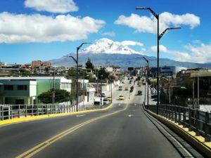 ★ Espectacular vista de Riobamba