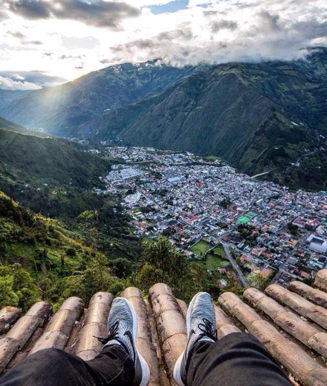 ★ BAÑOS - TUNGURAHUA  By : @thebroabroad  #Baños #ProvinciaDeTungurahua #DiscoverEcuador #EcuadorPotenciaTuristica #EcuadorIsAllyouNeed #EcuadorTuristico #EcuadorAmaLavida #EcuadorPrimero #Ecuador #SoClose #LikeNoWhereElse #ViajaPrimeroEcuador #AllInOnePlace #AllYouNeedIsEcuador #PaisajesEcuador #PaisajesEcuador593 #FeelAgainInEcuador #Love #Nature_Wizards #Nature_Perfections #Wow_America #World_Shots #WorldCaptures