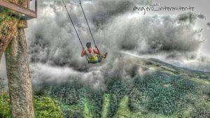 ★ #BañosdeAguaSanta #ColumpiodelFindelMundo #CasadelArbol Photo: @viajero_intermitente –  Volando. Te invitamos a ser parte de la #FamiliaViajeraEcuador#Rutavivay vivir grandes aventuras.  www.rutaviva.com_____________________________________________ #ViajaPrimeroEcuador #EcuadorNow  #Ecuador  #allyouneedisecuador #travelblogger#gopro #natgeotravel #blogger #adventure #natgeo  #fotografias #fotosespectaculares  #Instapic #instatravel #instagramers #instameet #primerolacomunidad #instameetecuador#familiaviajera #igersecuador #ecoturismo @instagrames #wwim13@falvaradoe