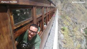 ★ La Nariz del Diablo el tren más dificil del mundo en Alausi Chimborazo