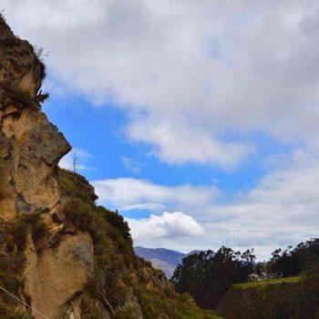 ★ Cara del Inca -  INGAPIRCA-ECUADOR #summer2016 #aroundtheworld #nikonphotography #picofday #ruinasincas #allyouneedisecuador #travelaroundtheworld #youonlyliveonce