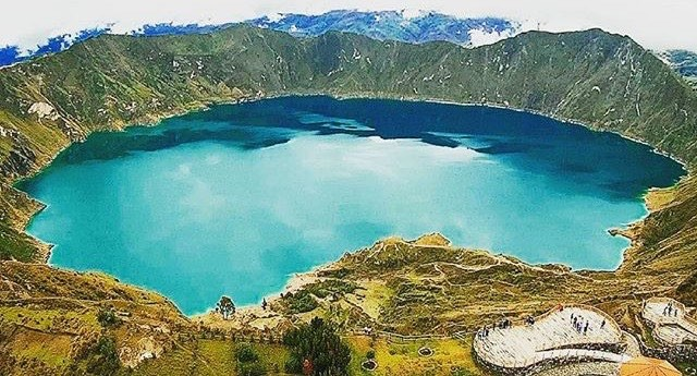 ★ LAGUNA DE QUILOTOA - COTOPAXI  By : @latinoimaginarios  #Quilotoa #ProvinciaDeCotopaxi #DiscoverEcuador #EcuadorPotenciaTuristica #EcuadorIsAllyouNeed #EcuadorTuristico #EcuadorAmaLavida #EcuadorPrimero #Ecuador #SoClose #LikeNoWhereElse #ViajaPrimeroEcuador #AllInOnePlace #AllYouNeedIsEcuador #PaisajesEcuador #PaisajesEcuador593 #FeelAgainInEcuador #Love #Nature_Wizards #Nature_Perfections #Wow_America #World_Shots #WorldCaptures