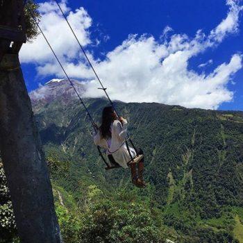 ★ COLUMPIO AL FIN DEL MUNDO - BAÑOS - TUNGURAHUA  By : @oliviaamachado  #Baños #ProvinciaDeTungurahua #DiscoverEcuador #EcuadorPotenciaTuristica #EcuadorIsAllyouNeed #EcuadorTuristico #EcuadorAmaLavida #EcuadorPrimero #Ecuador #SoClose #LikeNoWhereElse #ViajaPrimeroEcuador #AllInOnePlace #PaisajesEcuador593 #FeelAgainInEcuador #Love #Nature_Wizards #Nature_Perfections #Wow_America #World_Shots #WorldCaptures