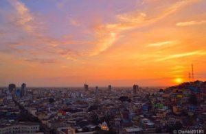 ★ ATARDECER EN GUAYAQUIL  By : @daniel0181 #Guayaquil #ProvinciaDeGuayas #DiscoverEcuador #EcuadorPotenciaTuristica #EcuadorIsAllyouNeed #EcuadorTuristico #EcuadorAmaLavida #EcuadorPrimero #Ecuador #SoClose #LikeNoWhereElse #ViajaPrimeroEcuador #AllInOnePlace #AllYouNeedIsEcuador #PaisajesEcuador #PaisajesEcuador593 #FeelAgainInEcuador #Love #Nature_Wizards #Nature_Perfections #Wow_America #World_Shots #WorldCaptures