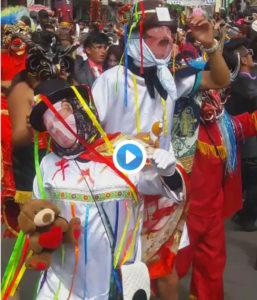 VIDEO: La Diablada de Pilláro