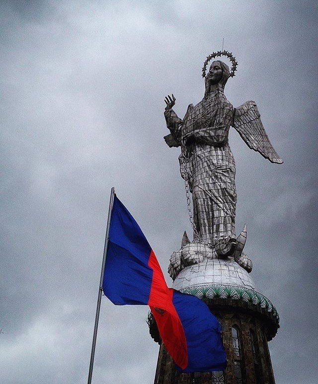 ★ VIRGEN DEL PANECILLO – QUITO  By : @chrisperou  #Quito #ProvinciaDePichincha #DiscoverEcuador #EcuadorPotenciaTuristica #EcuadorIsAllyouNeed #EcuadorTuristico #EcuadorAmaLavida #EcuadorPrimero #Ecuador #SoClose #LikeNoWhereElse #ViajaPrimeroEcuador #AllInOnePlace #AllYouNeedIsEcuador #PaisajesEcuador #PaisajesEcuador593 #FeelAgainInEcuador #Love #Nature_Wizards #Nature_Perfections #Wow_America #World_Shots #WorldCaptures