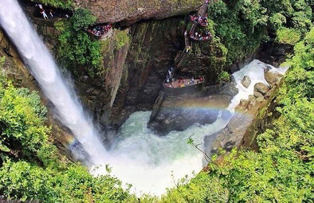 ★ PAILÓN DEL DIABLO - BAÑOS - TUNGURAHUA  By : @maiterossel  #Baños #ProvinciaDeTungurahua #Pichincha #DiscoverEcuador #EcuadorPotenciaTuristica #EcuadorIsAllyouNeed #EcuadorTuristico #EcuadorAmaLavida #EcuadorPrimero #Ecuador #SoClose #LikeNoWhereElse #ViajaPrimeroEcuador #AllInOnePlace #AllYouNeedIsEcuador #PaisajesEcuador #PaisajesEcuador593 #FeelAgainInEcuador #Love #Nature_Wizards #Nature_Perfections #Wow_America #World_Shots #WorldCaptures