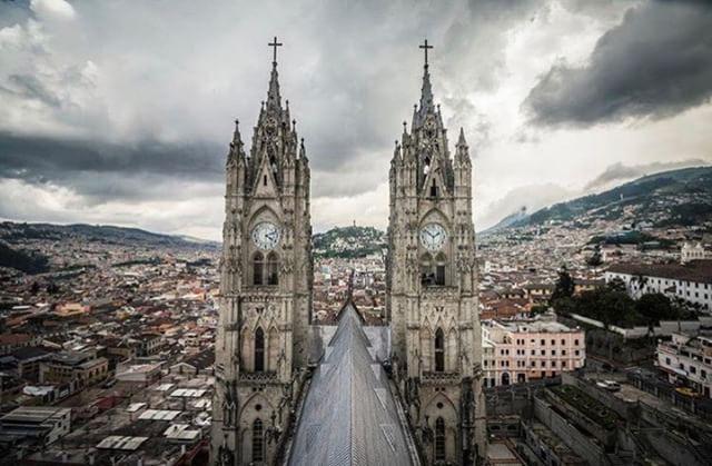 ★ BASÍLICA DEL VOTO NACIONAL - QUITO  By : @jose_film29  #Quito #ProvinciaDePichincha #EcuadorPotenciaTuristica #EcuadorIsAllyouNeed #EcuadorTuristico #EcuadorAmaLavida #EcuadorPrimero #Ecuador #SoClose #LikeNoWhereElse #ViajaPrimeroEcuador #AllInOnePlace #AllYouNeedIsEcuador #PaisajesEcuador #PaisajesEcuador593 #FeelAgainInEcuador #Love #Nature_Wizards #Nature_Perfections #Wow_America #World_Shots #WorldCaptures
