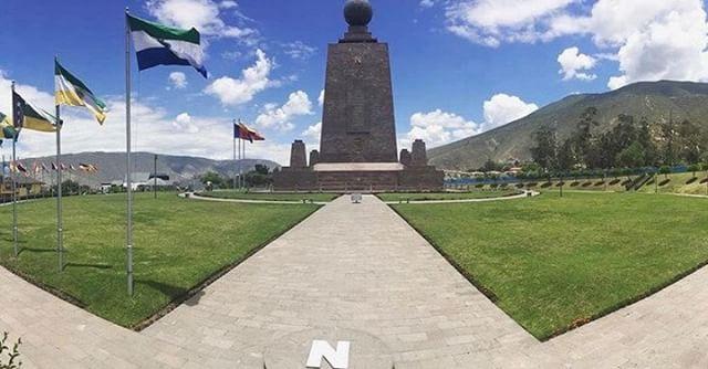 ★ MITAD DEL MUNDO - QUITO  By : @viancacb  #Quito #ProvinciaDePichincha #EcuadorPotenciaTuristica #EcuadorIsAllyouNeed #EcuadorTuristico #EcuadorAmaLavida #EcuadorPrimero #Ecuador #SoClose #LikeNoWhereElse #ViajaPrimeroEcuador #AllInOnePlace #AllYouNeedIsEcuador #PaisajesEcuador #PaisajesEcuador593 #FeelAgainInEcuador #Love #Nature_Wizards #Nature_Perfections #Wow_America #World_Shots #WorldCaptures
