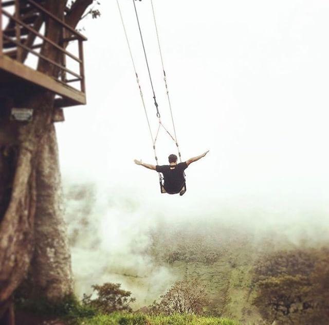 ★ COLUMPIO AL FIN DEL MUNDO - BAÑOS - TUNGURAHUA  By : @raulnomada  #Baños #ProvinciaDeTungurahua #EcuadorPotenciaTuristica #EcuadorIsAllyouNeed #EcuadorTuristico #EcuadorAmaLavida #EcuadorPrimero #Ecuador #SoClose #LikeNoWhereElse #ViajaPrimeroEcuador #AllInOnePlace #AllYouNeedIsEcuador #PaisajesEcuador #PaisajesEcuador593 #FeelAgainInEcuador #Love #Nature_Wizards #Nature_Perfections #Wow_America #World_Shots #WorldCaptures