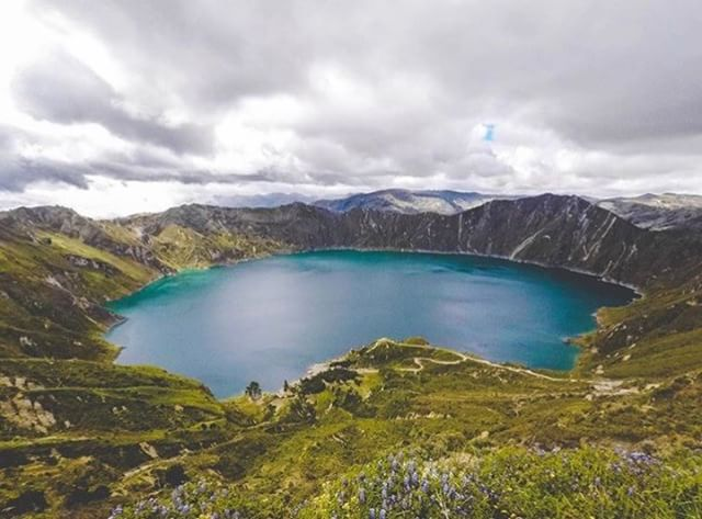 QUILOTOA - COTOPAXI  By : @ernestxanco_ #Quilotoa #ProvinciaDeCotopaxi #EcuadorPotenciaTuristica #EcuadorIsAllyouNeed #EcuadorTuristico #EcuadorAmaLavida #EcuadorPrimero #Ecuador #SoClose #LikeNoWhereElse #ViajaPrimeroEcuador #AllInOnePlace #AllYouNeedIsEcuador #PaisajesEcuador #PaisajesEcuador593 #FeelAgainInEcuador #Love #Nature_Wizards #Nature_Perfections #Wow_America #World_Shots #WorldCaptures