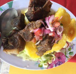 Foto Destacada por: @rcedeno85 | No hay nada más bueno que la gastronomía Ecuatoriana #FritadaRiobam…