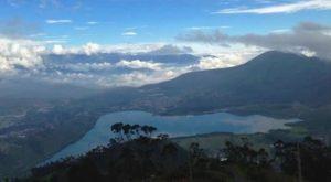 LAGO SAN PABLO – IMBABURA  By : @jarvinsam  #LagoSanPablo #Provinci…
