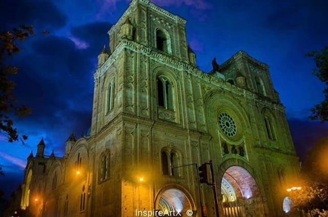 CUENCA - AZUAY  By : @inspireartx  #Cuenca #ProvinciaDeAzuay #Ecuad...