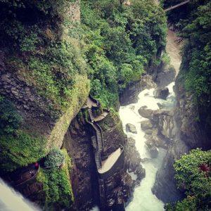 Cascada El Pailon Del Diablo Foto Destacada por: @beta.jhonf | #pailondeldiablo 👆