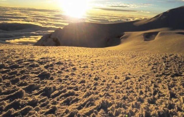 NEVADO CHIMBORAZO  By : @ecuadorecoadventure  #Chimborazo #Provinci...