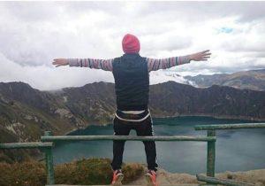 QUILOTOA – PROVINCIA DE COTOPAXI  By : @gabosanchez710  #Quilotoa #…