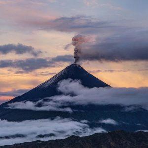 Sangay, Morona-Santiago, Ecuador Foto Destacada por: @valentinbirant | SANGAY | #ecuador  Here is the #sangay #volcano . 5230m high. We fi…