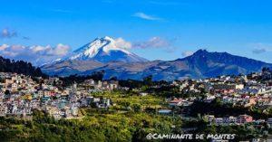 Quito, Ecuador Foto Destacada por: @caminante.de.montes | Quito hija de quebradas y volcanes.  #quito #quitocity #uio #andes …