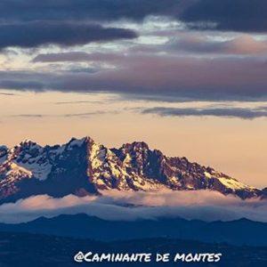 El Altar, Chimborazo, Ecuador Foto Destacada por: @caminante.de.montes | Atardecer en el Capac Urcu. El Altar, Ecuador. #elaltar #altar #ca...