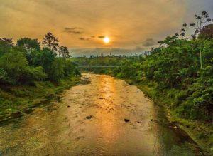 Viche, Esmeraldas, Ecuador Foto Destacada por: @milsunsets | Un bello paisaje al atardecer en Viche-Esmeraldas-Ecuador – – – – #…