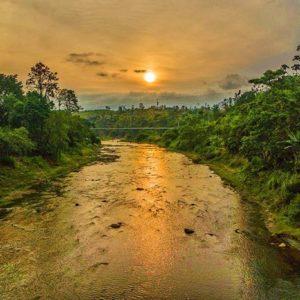Viche, Esmeraldas, Ecuador Foto Destacada por: @milsunsets | Un bello paisaje al atardecer en Viche-Esmeraldas-Ecuador - - - - #...