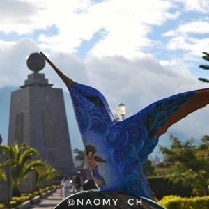 Mitad del Mundo Foto Destacada por: @noemiphotoarts_landscapes | La bella #mitaddelmundo #streetart #amazing #life #great #quitoseas...