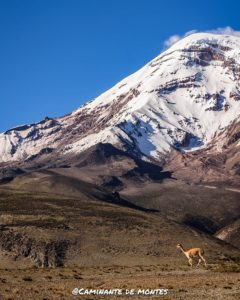 Arenal Chimborazo Foto Destacada por: @caminante.de.montes | Momentos andinos. Chimborazo.