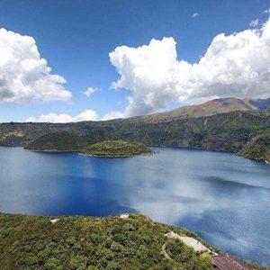 Cuicocha, Imbabura, Ecuador 📷:@diegoholguini #E