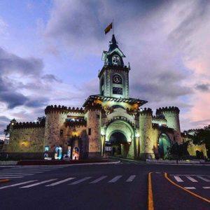 Puerta de la Ciudad - Loja 📷:@victor_alvarez20
