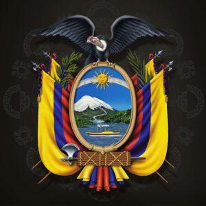 Ecuador El Escudo de Ecuador