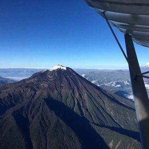 Volcán Tunguahua Ecuador 📷:@flytouio #Ecuado
