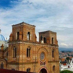 Cuenca, Ecuador Hoy saludamos a Cuen