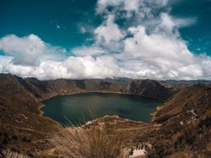 #AllYouNeedisEcuador • • #Laguna #Quilotoa #P… PH: egaedu