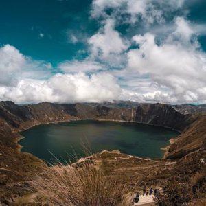 #AllYouNeedisEcuador • • #Laguna #Quilotoa #P... PH: egaedu