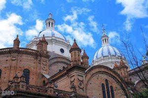 CATEDRAL DE CUENCA – PROVINCIA DE AZUAY  By: @gabo.vergara.p
