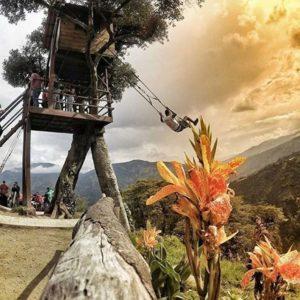Baños, Tungurahua, Ecuador #EcuadorySusPaisajes