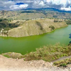 Mirado laguna de Yambo 📷:@ecuadorysuspaisa