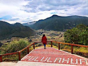 Reserva Geobotanica Pululahua 📷:@ellienuez #Ecuado