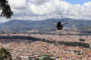 MIRADOR DE TURI – CUENCA – PROVINCIA DE AZUAY  By: @andreita0696  #Cuenca #ProvinciaDeAz