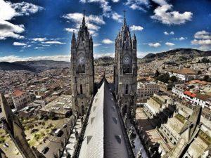 BASÍLICA DEL VOTO NACIONAL – QUITO – PROVINCIA DE PICHINCHA  By: @brunopsoares  #Quito #