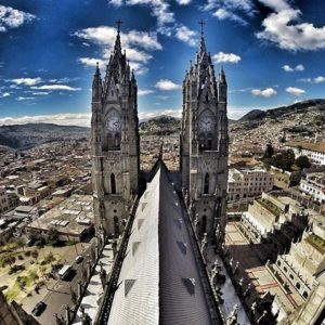 BASÍLICA DEL VOTO NACIONAL - QUITO - PROVINCIA DE PICHINCHA  By: @brunopsoares  #Quito #