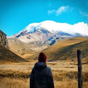 VOLCÁN CHIMBORAZO  By: @travel_beasts #Chimborazo #ProvinciaDeChimborazo #EcuadorEnTusO