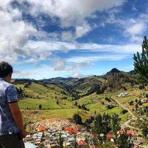 Salinas, Bolivar, Ecuador 📷:@ecuadorysuspaisaj